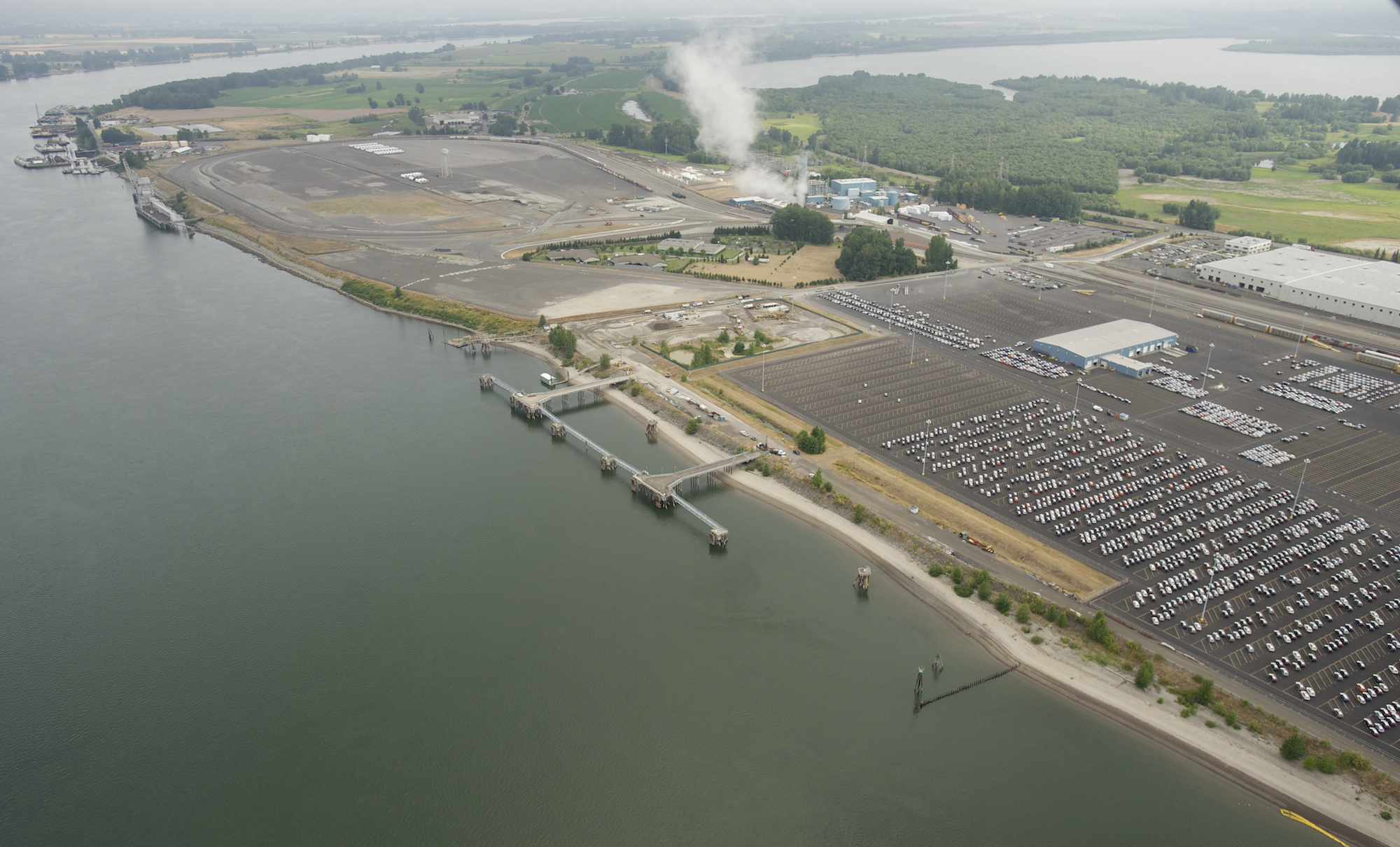 Vancouver asks for thorough oil-terminal study