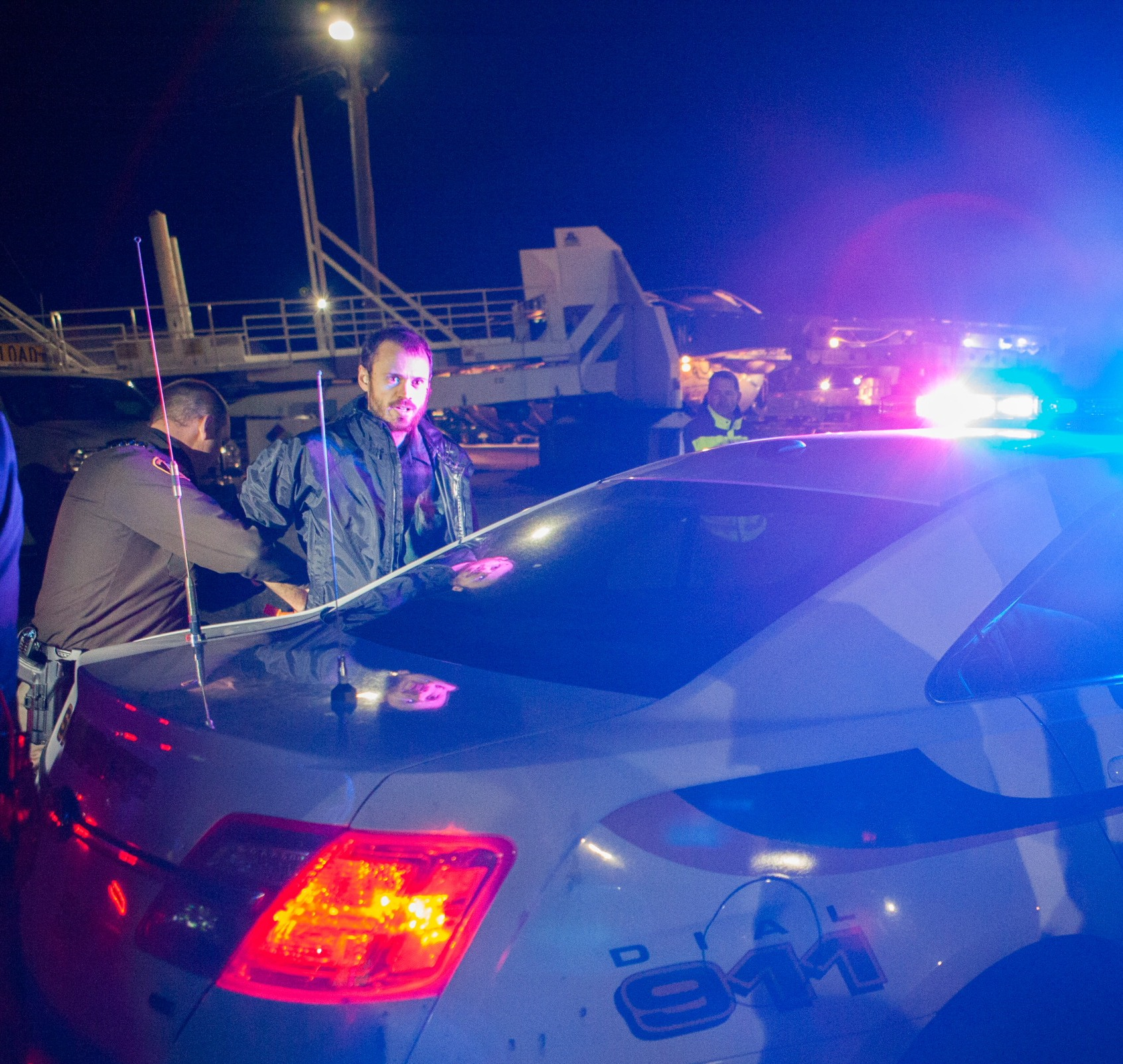 16 arrested in Eastern Oregon roadblock of megaload; further resistance expected