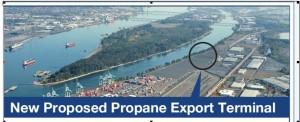 propane site